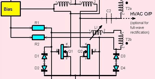 Extract of Power Oscillator Illustration