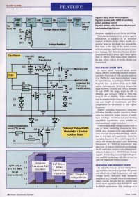 Thumbnail image of page from Power Electronics Europe, Issue 6, 2001
