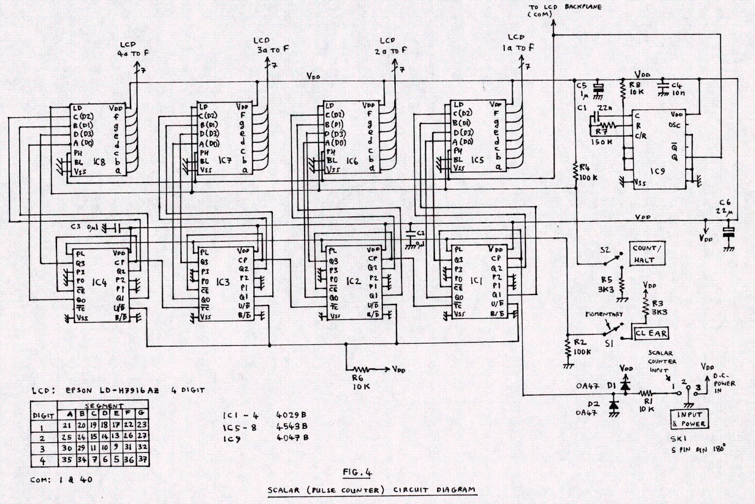build a geiger counter and ratemeter